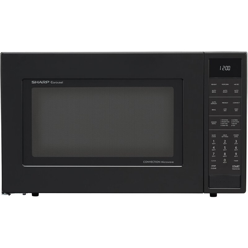 "Sharp 25"" 1.5 cu.ft. Countertop Microwave"