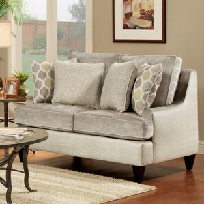 Monte Carlo Loveseat by Wildon Home ?