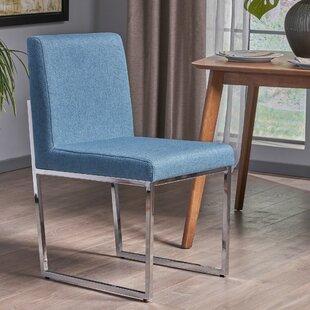 Hanneman Modern Upholstered Dining Chair