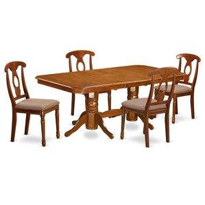 Napoleon 5 Piece Dining Set by East West Furniture