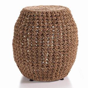 Knotted Weave Barrel Accent Stool  sc 1 st  Wayfair & Wine Barrel Stool | Wayfair islam-shia.org