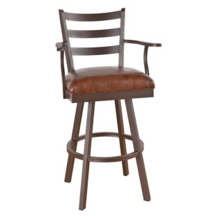 Andre 30 Swivel Bar Stool