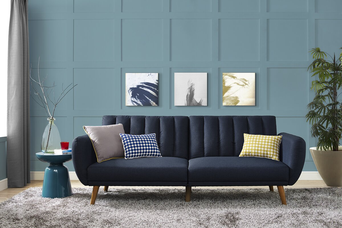Good Brittany Convertible Sofa