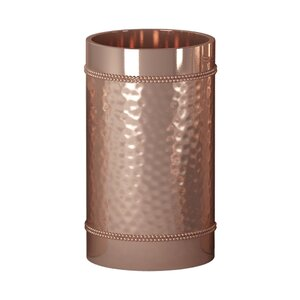 Hammered Copper Tumbler