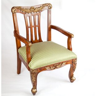 Classic Queens Arm Chair