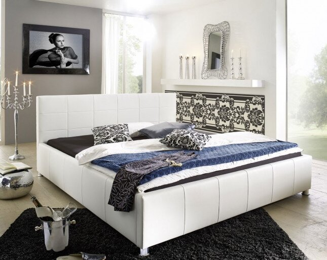 sam stil art m bel gmbh polsterbett kiara bewertungen. Black Bedroom Furniture Sets. Home Design Ideas