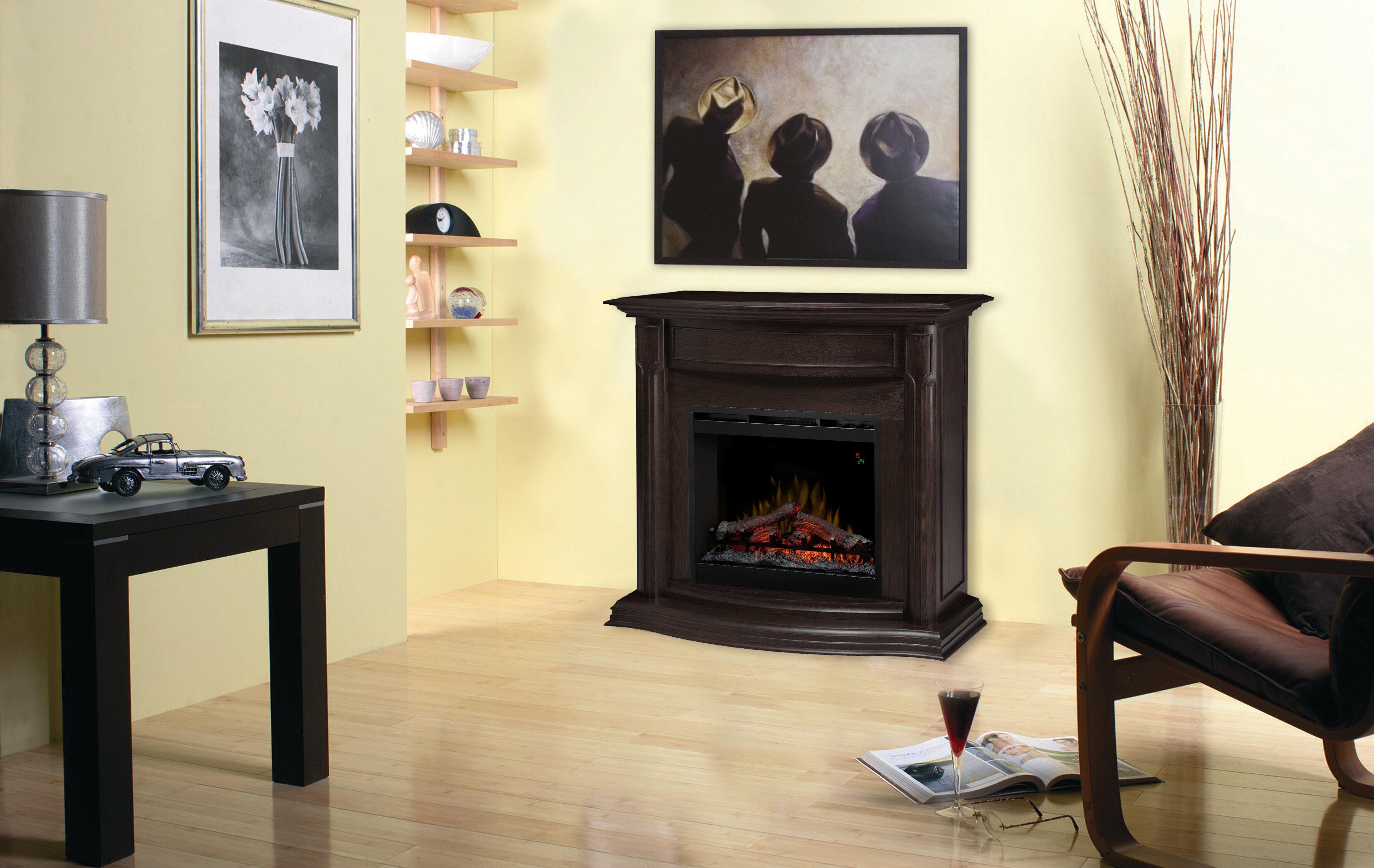 Dimplex Gewndolyn Electric Fireplace | Wayfair