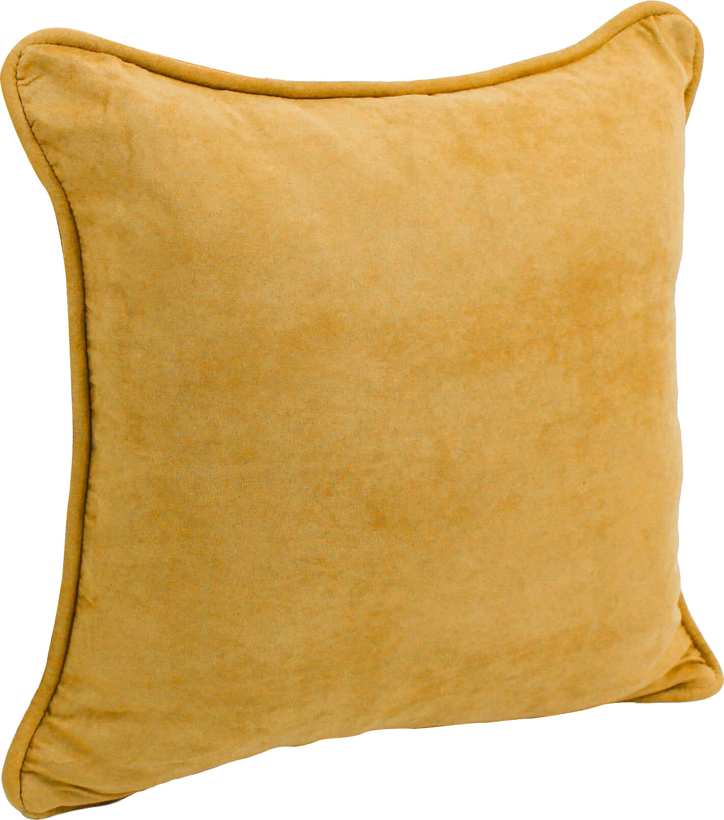 inch pillow products cushion golden lumbar and front orange silk in chanderi decorative cover gold