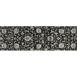 Emory Black Area Rug