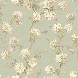 Cherry Blossom Wallpaper Wayfair