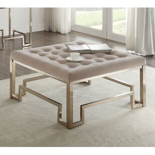 Perfect Damien Fabric Coffee Table