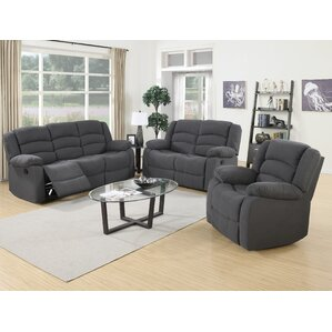 Mayflower 3 Piece Living Room Set