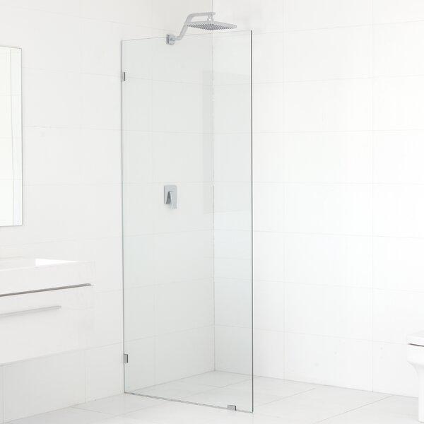 Fixed Panel Glass Shower Wall Wayfair
