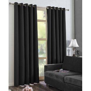 Black Out Window Curtains   Wayfair.co.uk
