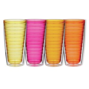 24 Oz. Insulated Tumbler (Set of 4)