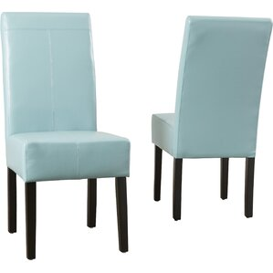 Merrin T Stitch Upholstered Dining Chair (Set Of 2)