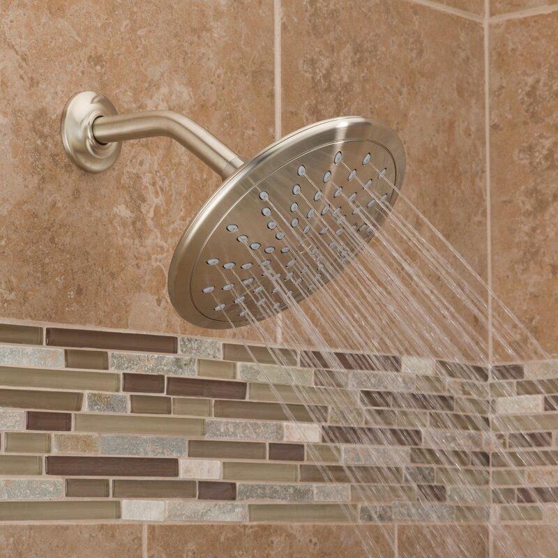 Moen Moen® 2 GPM Shower Head & Reviews | Wayfair