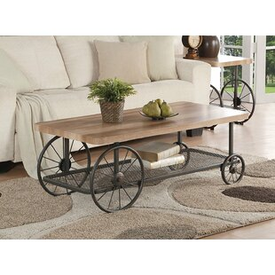 Lechner Mobile Coffee Table