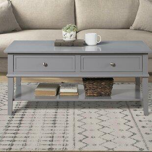 Admirable Beachcrest Home Montverde Coffee Table Wayfair Machost Co Dining Chair Design Ideas Machostcouk