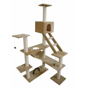184cm Cat Tree by Home Etc
