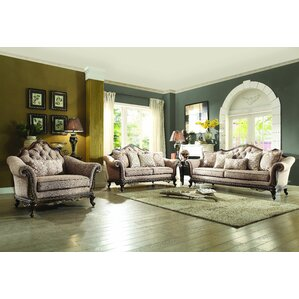 Homelegance Bonaventure Park Configurable Living Room Set Image