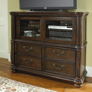 Weinberger 4 Drawer Media Chest by Astoria Grand