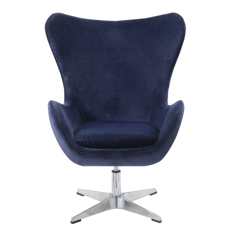 Heid Swivel Wingback Chair