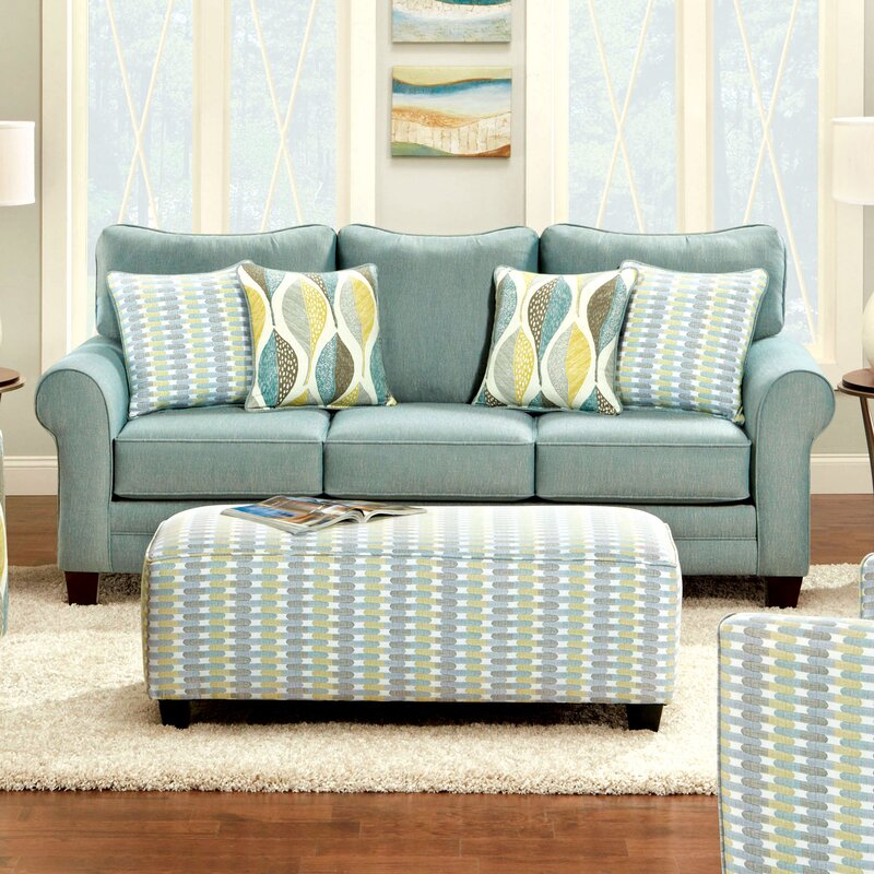 hokku designs primavera upholstered sofa wayfair rh wayfair com