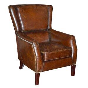 cerna leather armchair