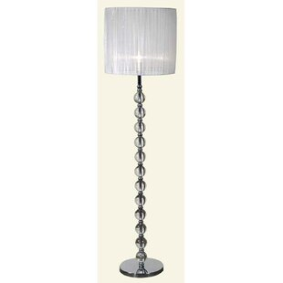 Crystal 145cm Floor Lamp