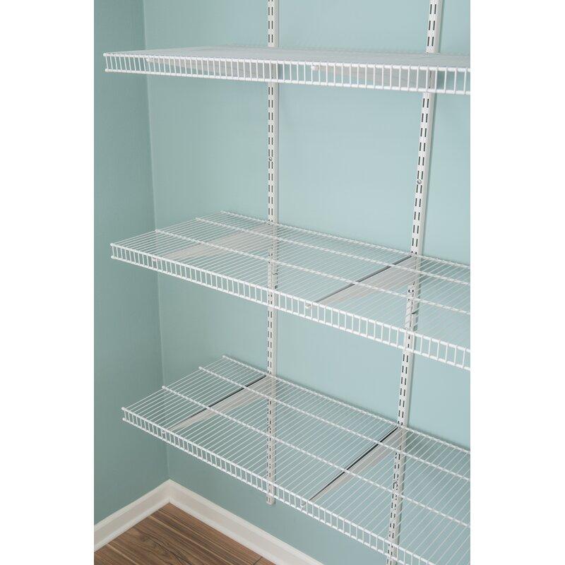 Closetmaid Pantry 122cm Wall Shelf & Reviews | Wayfair.co.uk