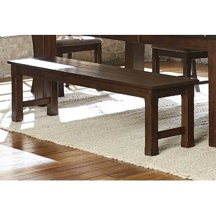 Rachel Wooden Dining Side Bench