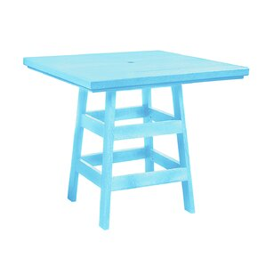 Alanna Square Bar Table by Beachcrest Home