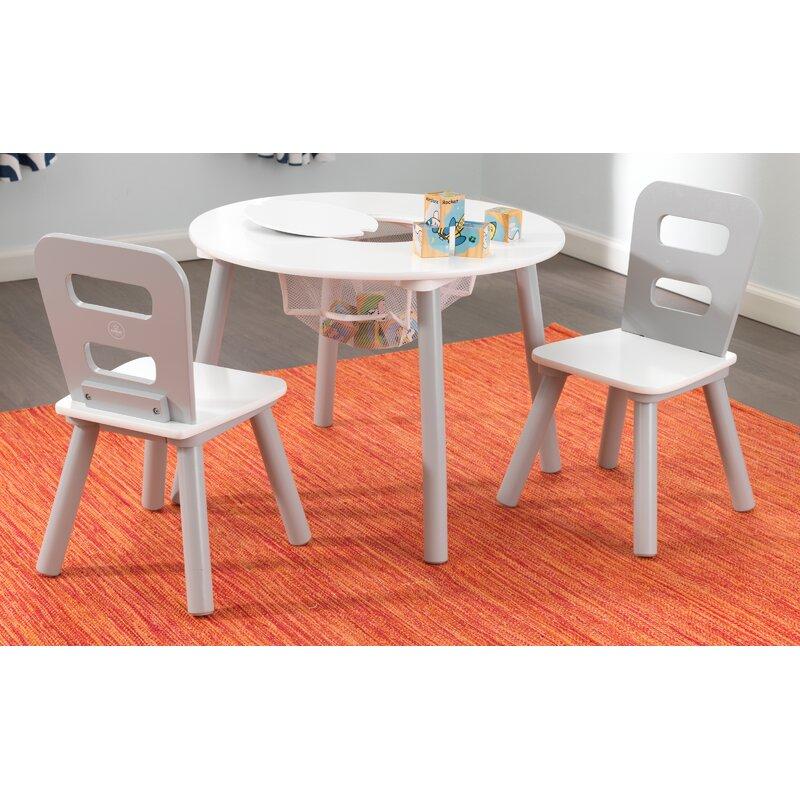 Kidkraft 3 Tlg Rundes Kindertisch Und Stuhl Set Bewertungen