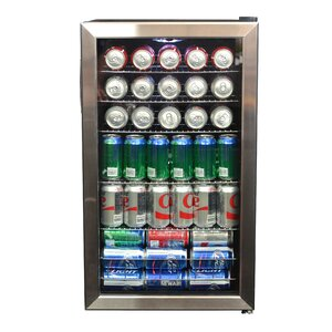 18.25-inch 3.4 cu. ft. Undercounter Beverage Center