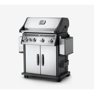 Rogue 525 4 Burner Gas Grill