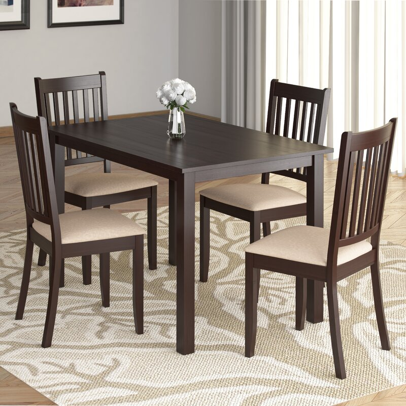 Transitionally Styled Dining Table