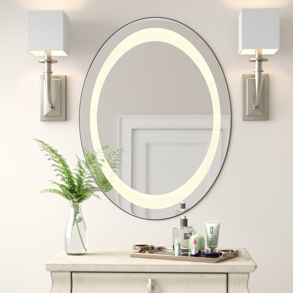 Belle Maison Mirror | Wayfair