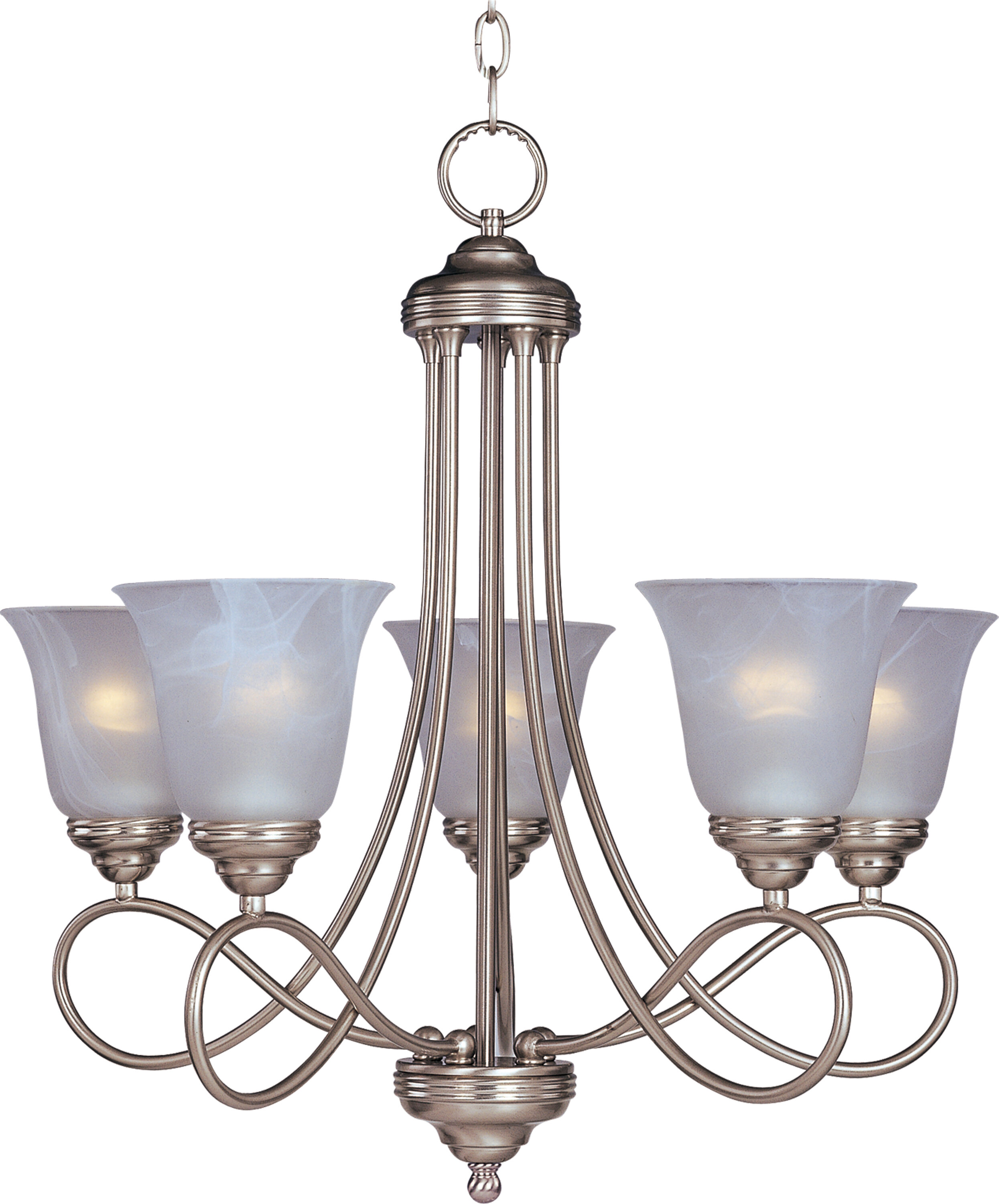 Three Posts Norwood 5-Light Shaded Chandelier & Reviews