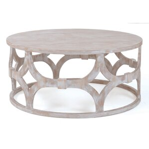 Bridgette Coffee Table by Mistana