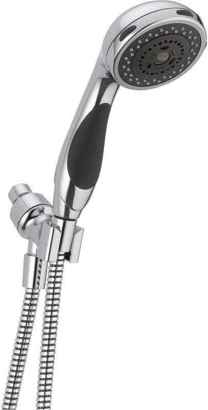 Delta Multi Function Handheld Shower Head & Reviews   Wayfair