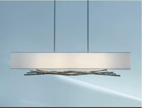 Brindille 4-Light Drum Pendant