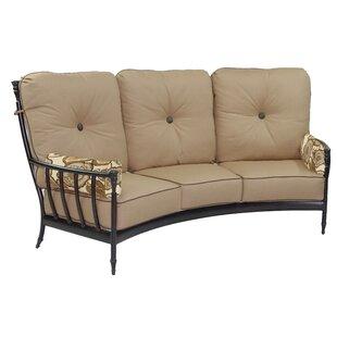 Excellent Crescent Shaped Outdoor Sofa | Wayfair FL94