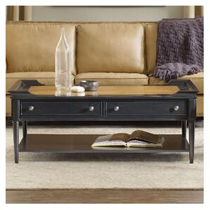 Ashton Rectangle Coffee Table by Hooker Furn..