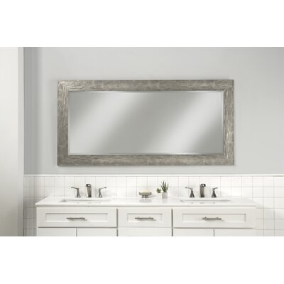 Farmhouse Amp Rustic Rectangle Bathroom Mirrors Birch Lane