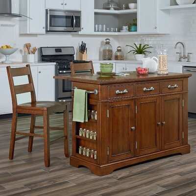 Kitchen Islands With Breakfast Bar Amp Carts You Ll Love