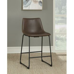 Moretz Coaster 24 Bar Stool (Set of 2)