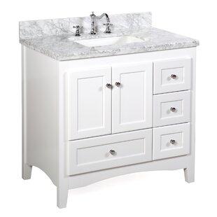 Quickview Kitchen Bath Collection Abbey 36 Single Bathroom Vanity Set