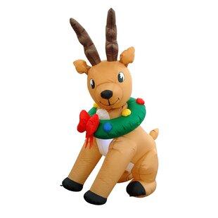 Superieur Inflatable Reindeer