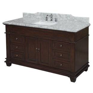 Quickview Kitchen Bath Collection Elizabeth 60 Single Bathroom Vanity Set